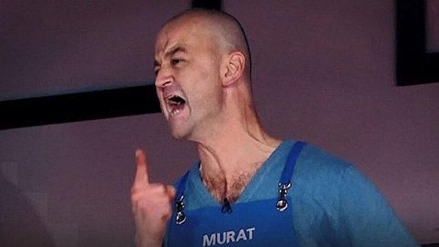 MasterChef eski yarışmacısı Murat Özdemir.