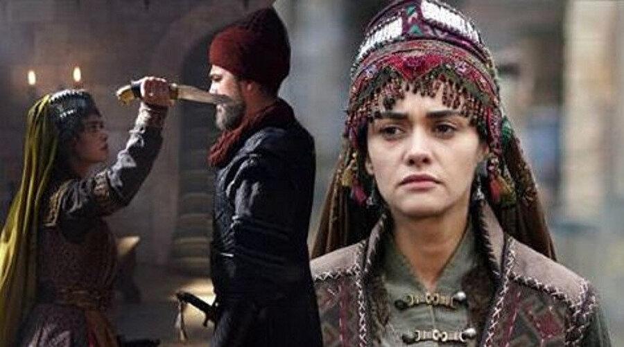 Osmanlı'nın kuruluş mücadelesini anlatan bir dönem dizisi olan Diriliş Ertuğrul dizisinde, sık sık savaş sahneleri gereği kılıç ve bıçak kullanılıyor.