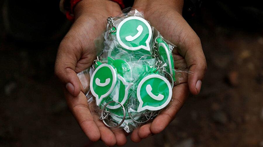 WhatsApp, dünyanın en büyük mesajlaşma platformu olarak değerlendiriliyor.