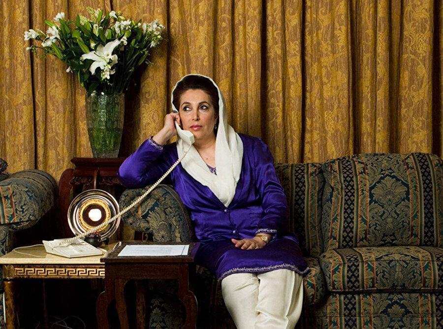 Benazir Butto, babasının yerini kolayca doldurmuştu.