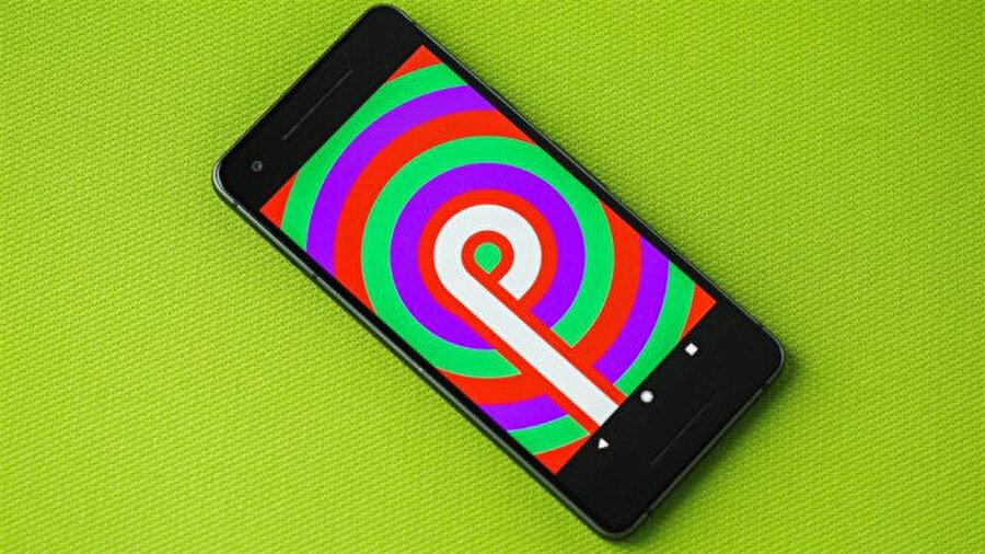 Android 9 Pie güncellemesini alacak birçok farklı telefon var.