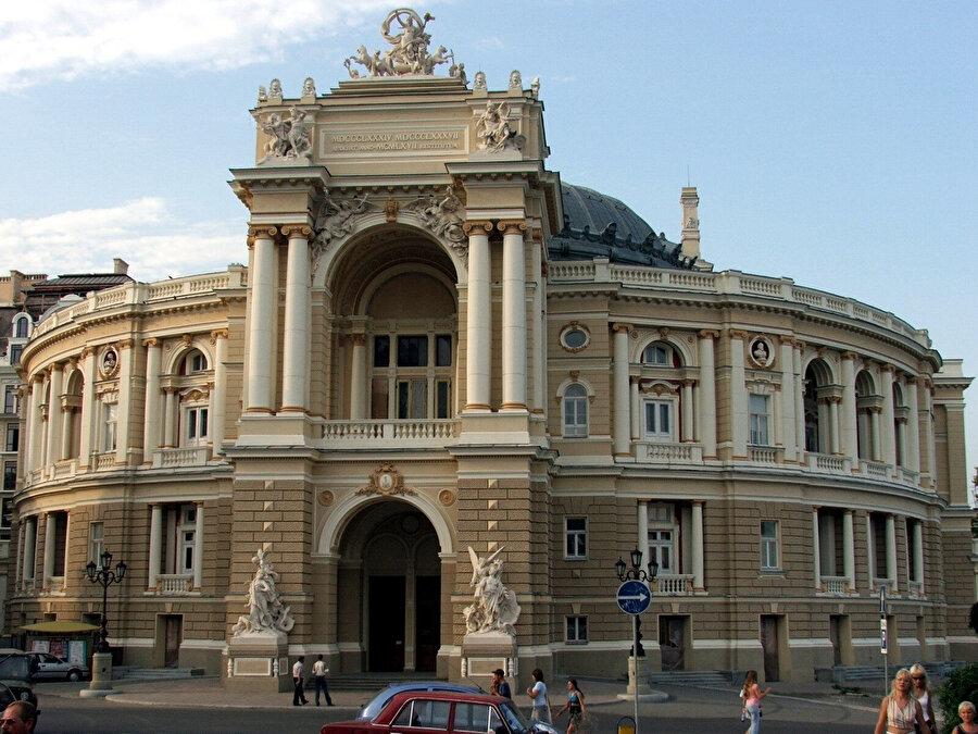 Odessa opera ve bale tiyatrosu.