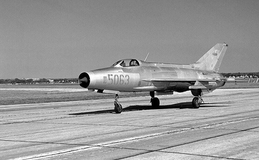 Sovyet yapımı Mig 21 zamanın en iyi savaş uçaklarından biriydi.