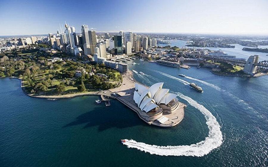 Uber, uçan taksiler konusunda pilot ülke olarak Avustralya'yı seçti.