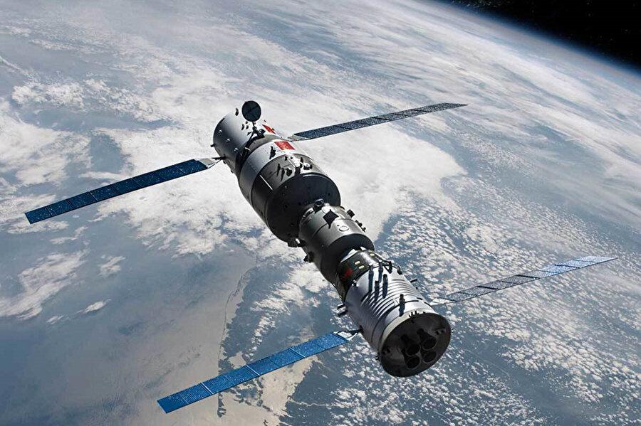 Çin, Uzay konusundaki geliştirmelerini günden güne hızlandırıyor.