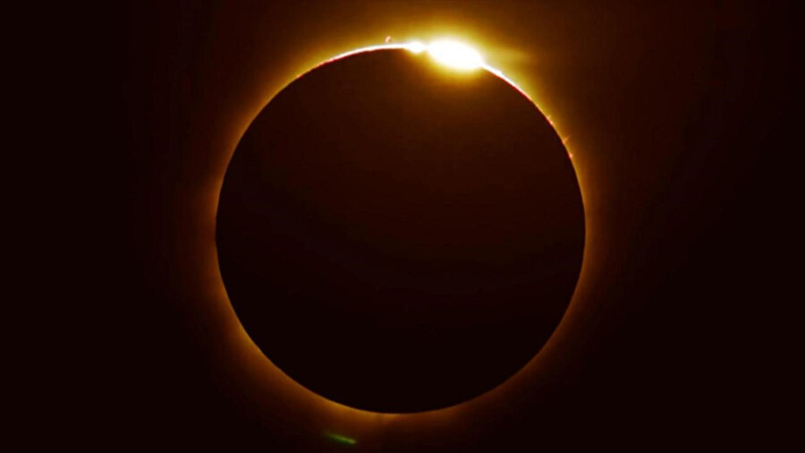 Güneş tutulması, dünyanın en büyük ilgi gösterilen doğa olaylarından biri olarak değerlendiriliyor.