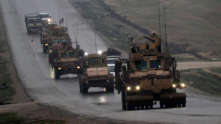 Trump'ın sürpriz açıklaması sonrası, bazı askeri birliklerden geri çekilme başladı.