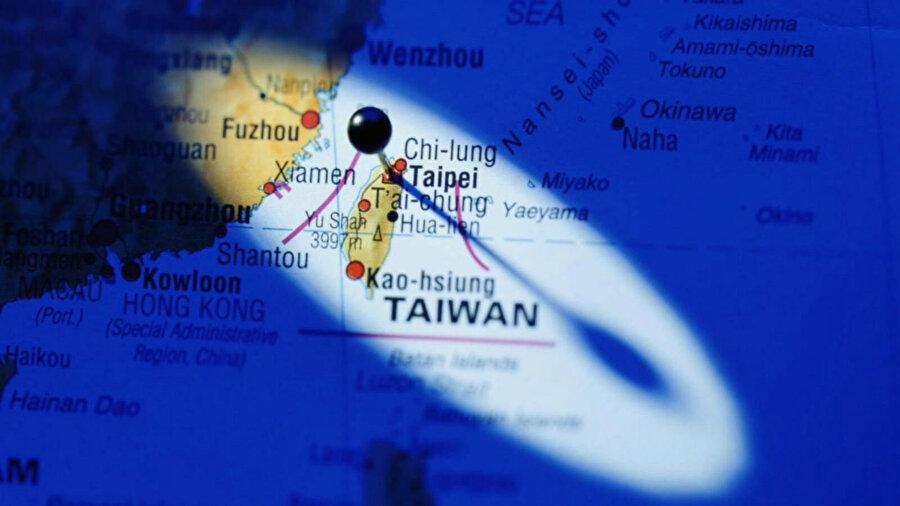 ABD, 'Tek Çin' prensibini ve Ada'nın Çin'le barışçıl yollardan yeniden birleşmesini desteklediğini ifade ediyor.