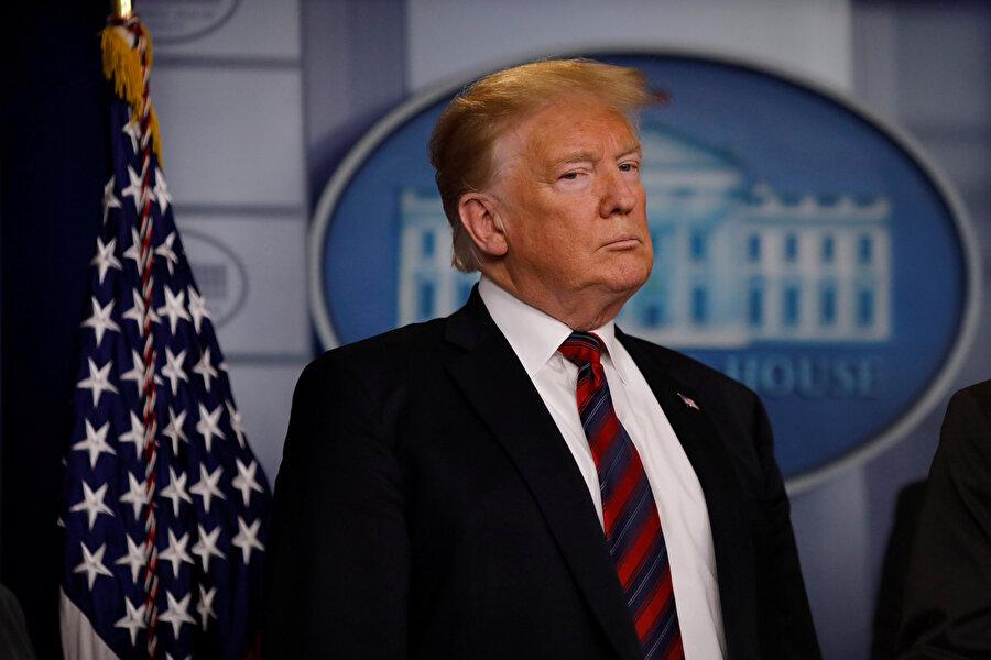 ABD Başkanı Donald Trump, 14 gün önce federal hükümeti kısmen kapattığını açıklamıştı.