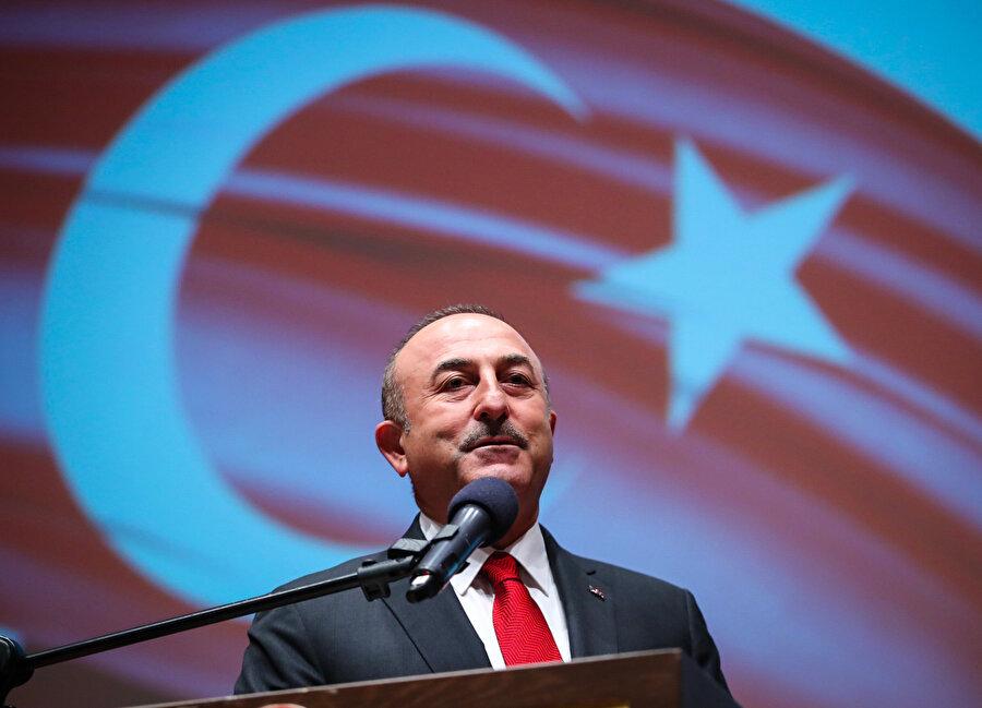 Dışişleri Bakanı Mevlüt Çavuşoğlu, Ilhan Omar'ı tebrik etmişti.