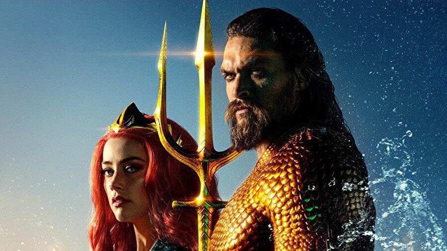 Aquaman filminin başrolünde Jason Mamao yer alıyor.
