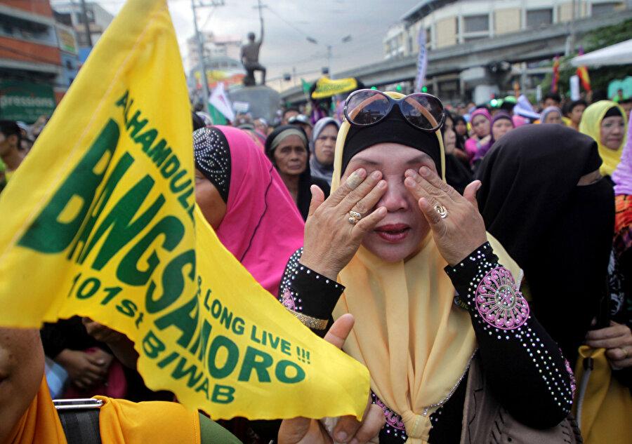 Bangsamoro bölgesinin özerklik sürecinin başlangıcı, bölgede sevinçle karşılanmıştı.