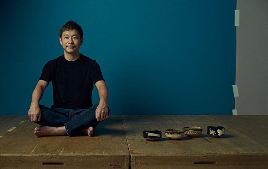 Yusaku Maezawa, Japonya'nın en zengin isimleri arasında yer alıyor.