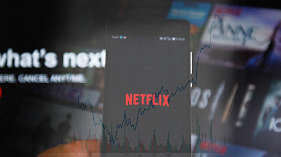 Altın Küre ödüllerinde gösterdiği başarılı sonuçlar neticesinde Netflix'in şirket hisselerinde büyük bir artış yaşandı.