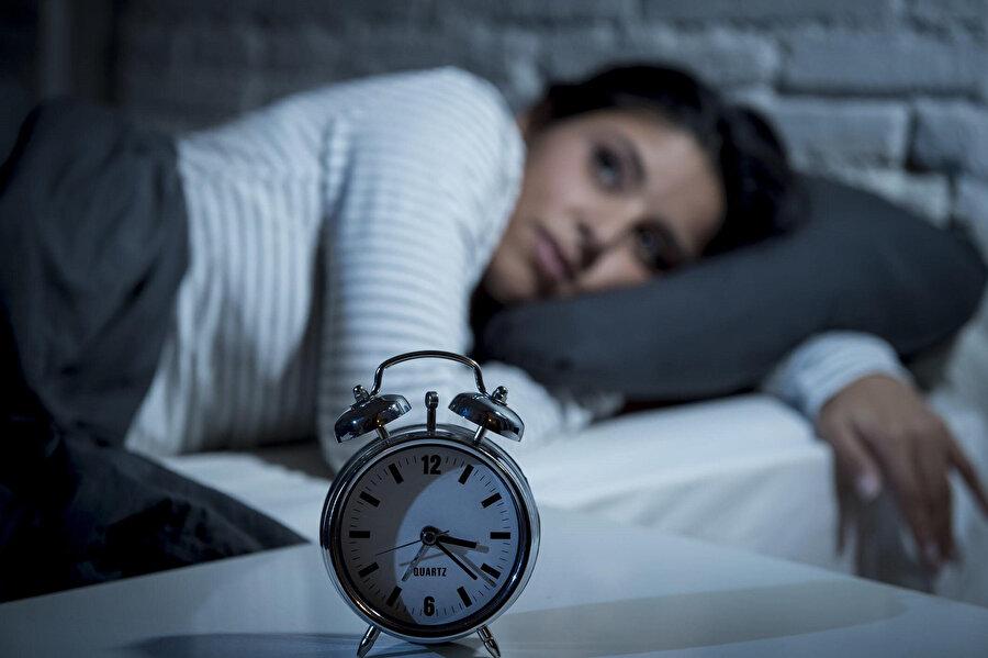Neuroscience konferansında değinilen konulardan birisi de, kaygı bozukluğunun uyku bozukluğuna olan etkisiydi.