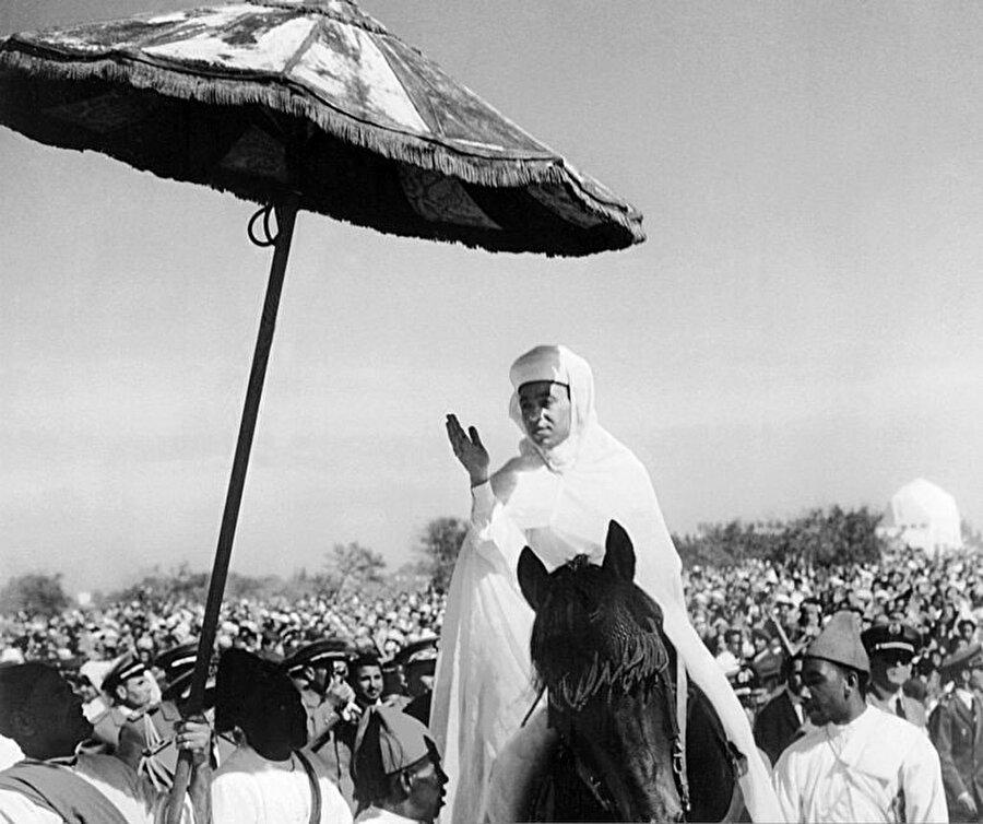 Fas Kralı İkinci Hasan (1929-1999), ülkesini modernleştiren bir isimdi.