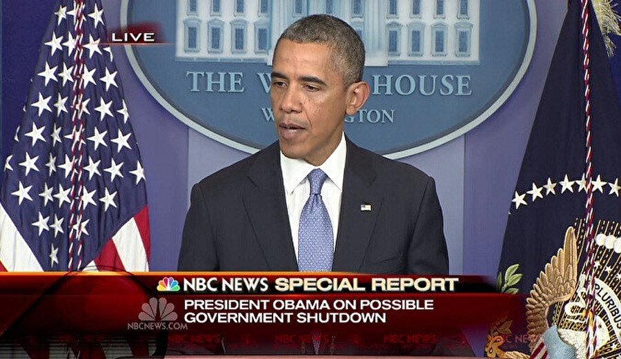 Ülkede hükümet en son 2013 yılında Barack Obama yönetimi döneminde 16 gün 'kapanmış', hiçbir kamu dairesi çalışmamıştı.