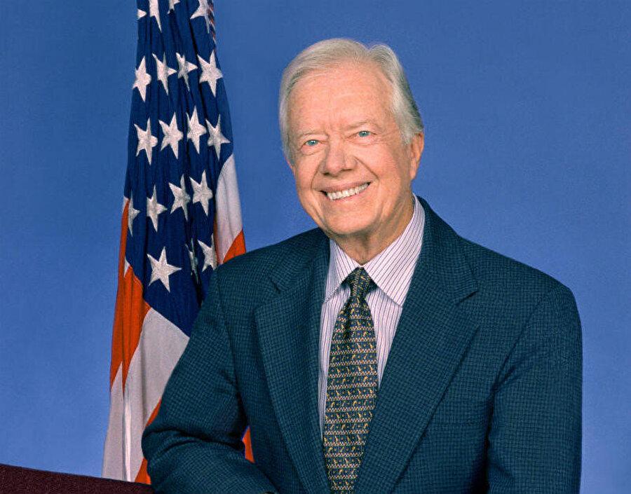 ABD eski Başkanı Jimmy Carter
