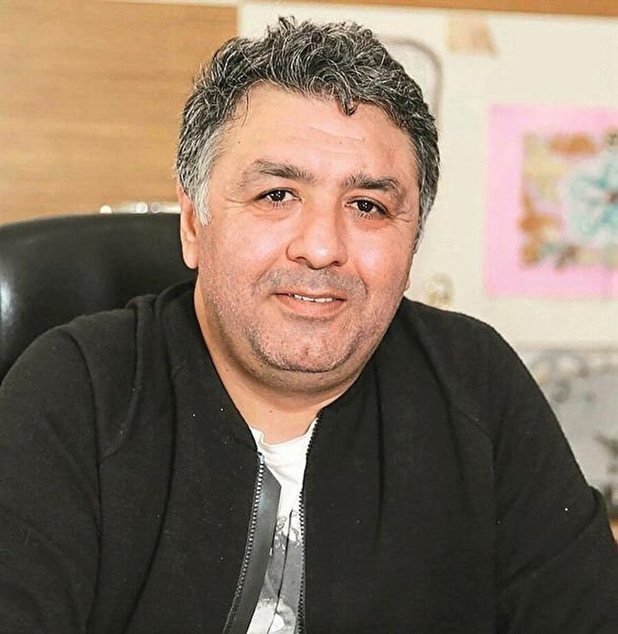 Mustafa Uslu.