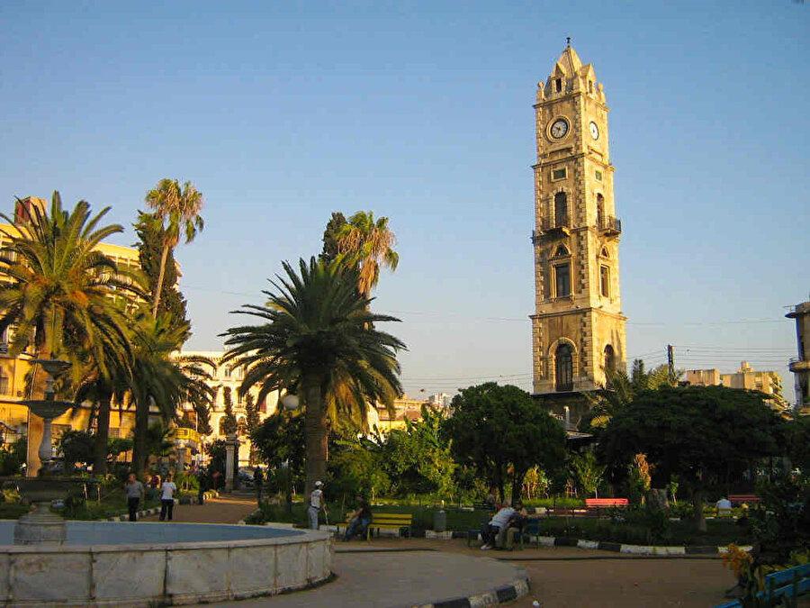 Lübnan'ın Trablus şehrinde, Osmanlı döneminden kalma eserleri görmek mümkün.