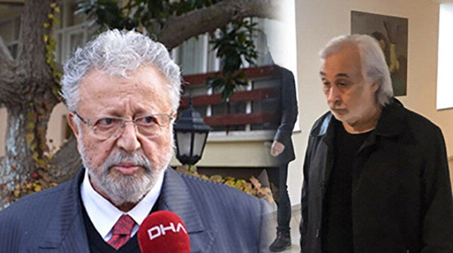 Metin Akpınar ve Müjdat Gezen, Uğur Dündar'ın moderatörlüğünü yaptığı 'Halk Arenası' programında Cumhurbaşkanı Erdoğan hakkında yaptıkları mesnetsiz açıklamalar sonrasında savcılık tarafından ifadeleri alınmıştı.