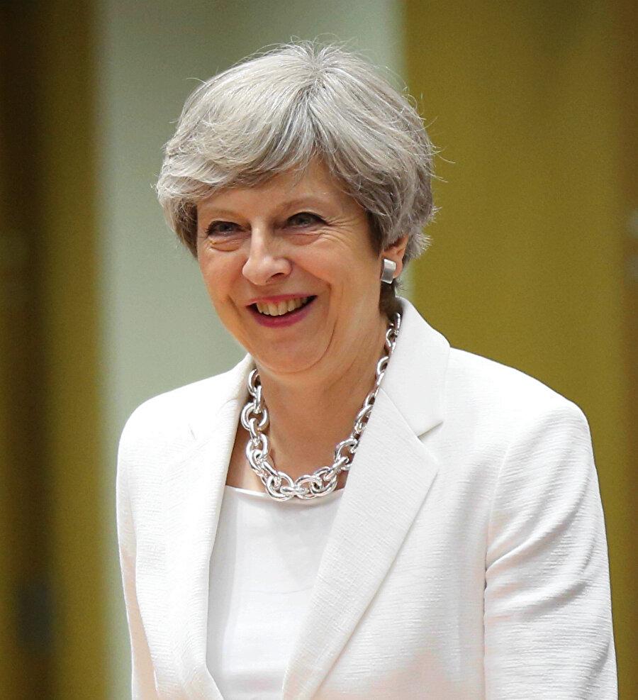 Başbakan Theresa May