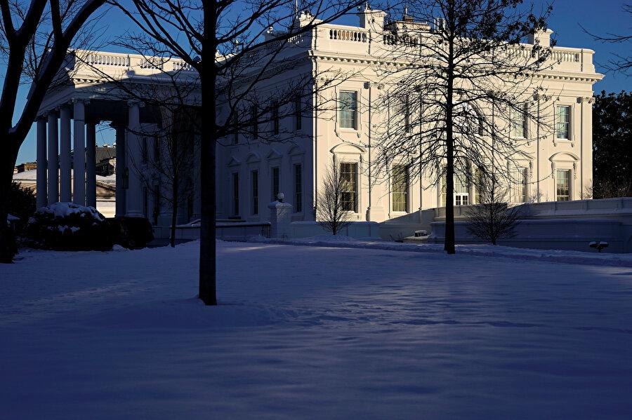 Beyaz Saray'dan konuya ilişkin bir açıklama yapıldı.