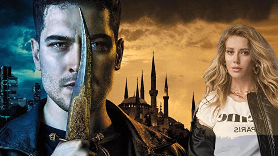 Çağatay Ulusoy'un başrolünde yer aldığı Hakan: Muhafız dizisinin oyuncu kadrosuna Sinem Kobal dahil oldu.