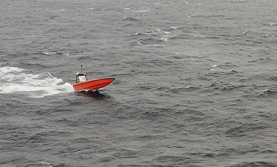 Albatros-T, oldukça yüksek bir hareket kabiliyetine sahip.