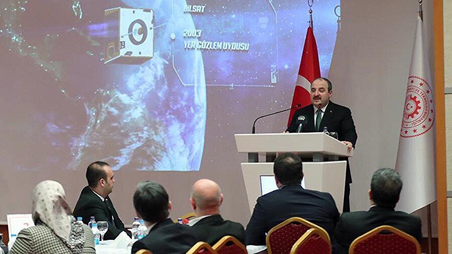 Mustafa Varank, Türkiye Uzay Ajansı konusunda önemli açıklamalarda bulundu.