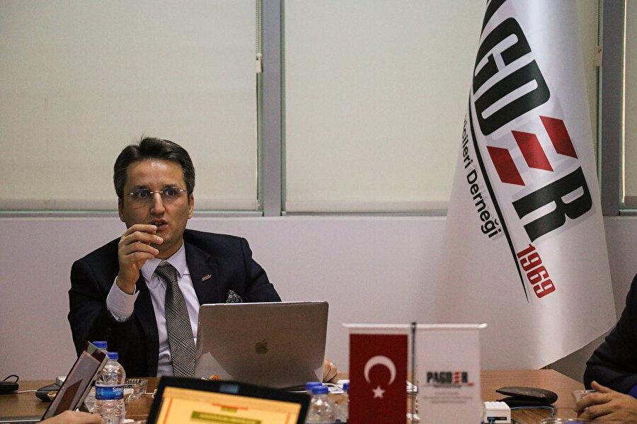 PAGDER Yönetim Kurulu Başkanı Selçuk Gülsün, GZT'ye konuştu.
