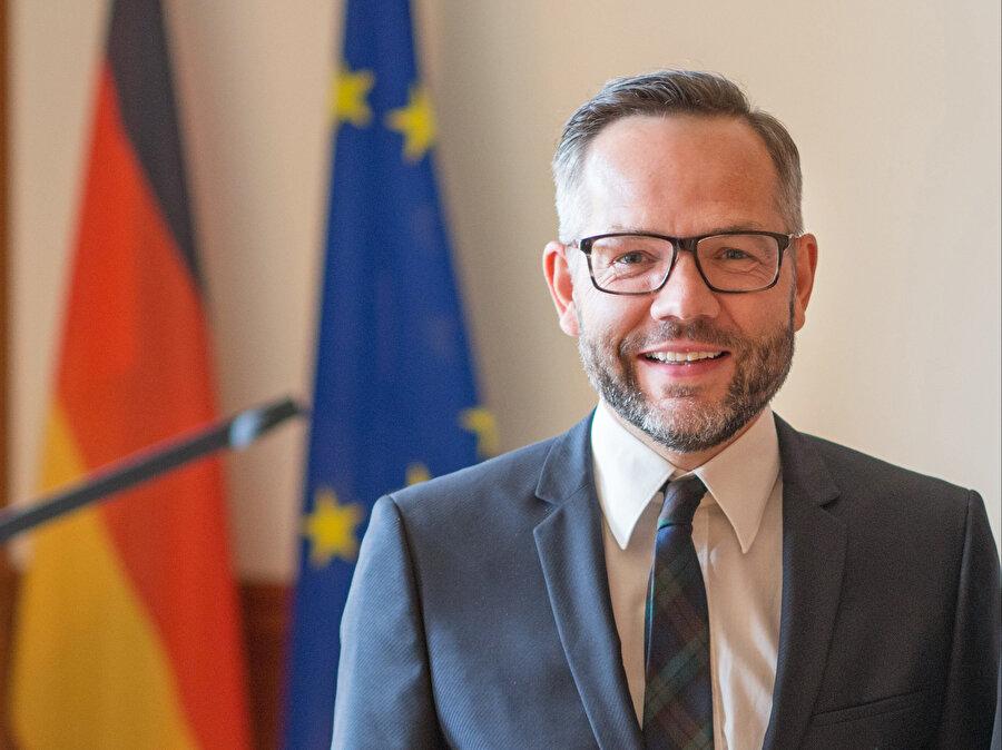 Almanya'nın Avrupa'dan Sorumlu Bakanı Michael Roth