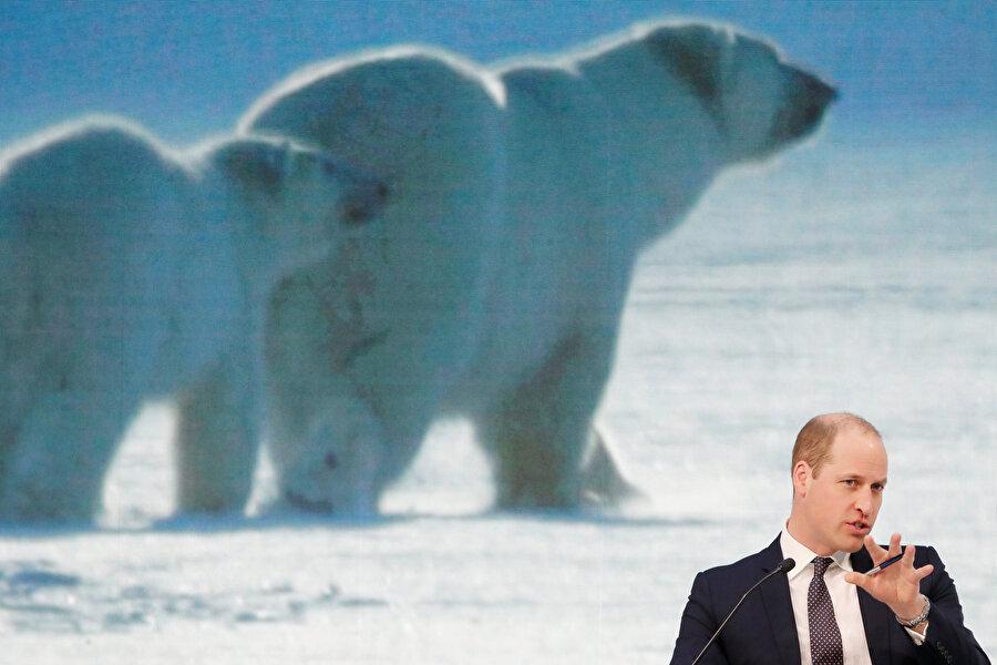 Davos'ta iklim değişikliğine vurgu yapıldı.