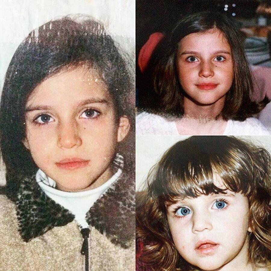 İrem Helvacıoğlu'nun çocukluğu.