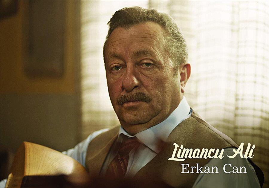 Erkan Can, 2018 yılında en çok izlenen sinema filmi 'Müslüm''de, Müslüm Gürses'in hocası Limoncu Ali karakterini canlandırmıştı.