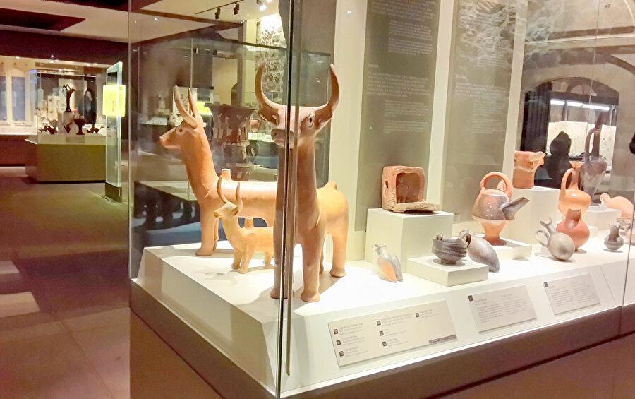 Medeniyetler Müzesi.