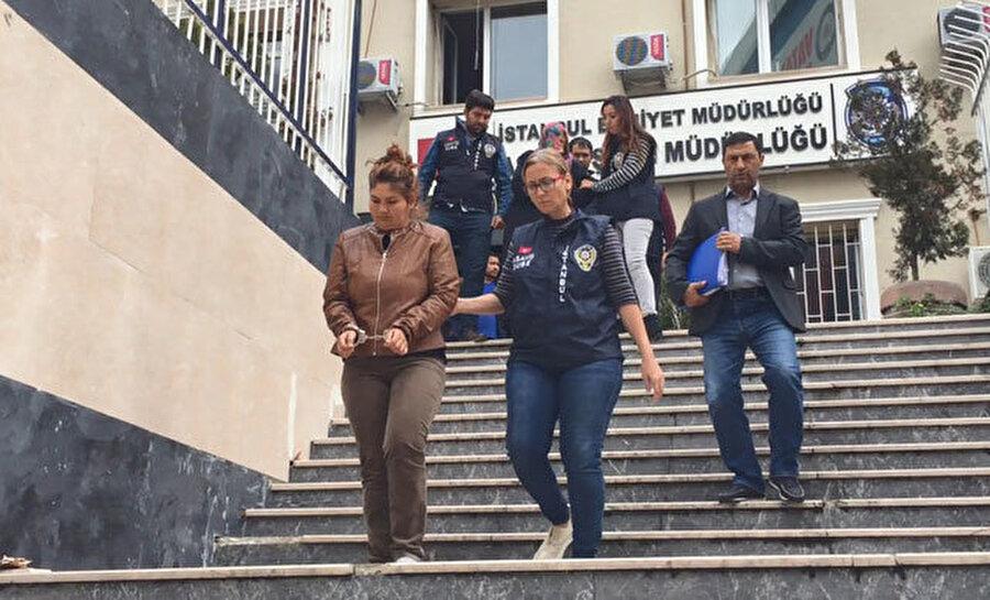 Sulh Ceza Hakimliği tarafından tutuklandılar.