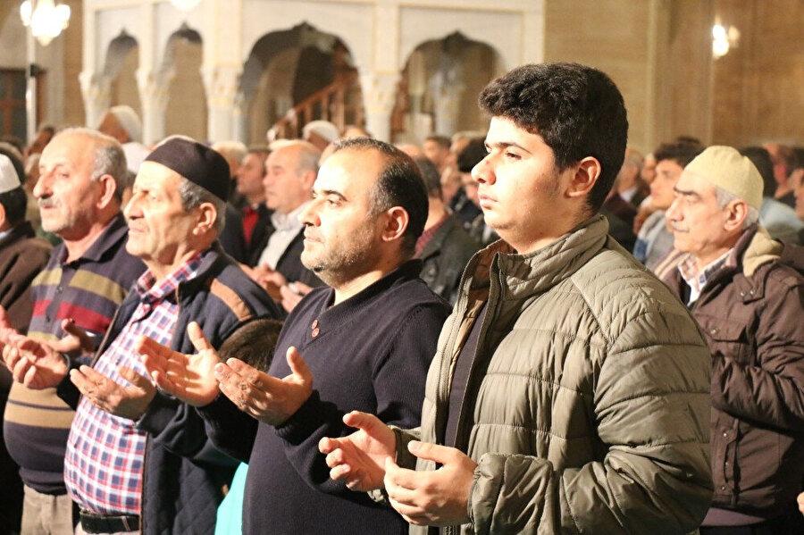 Bilecik Osmaneli'deki Fatih Camii