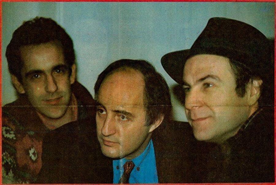 1986 yılından Mazhar,Fuat, Özkan.