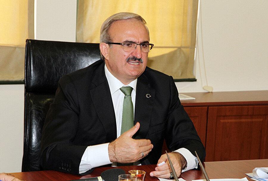 Antalya Valisi Münir Karaoğlu