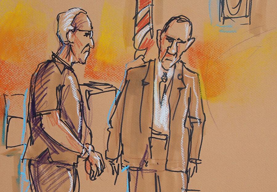 Hakkındaki suçlamaları reddeden Roger Stone davayı siyasi bir dava olarak niteledi.