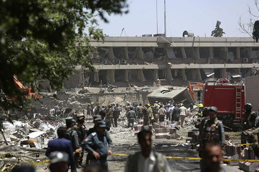 Kabil, sıklıkla bombalı saldırılarla gündeme geliyor.