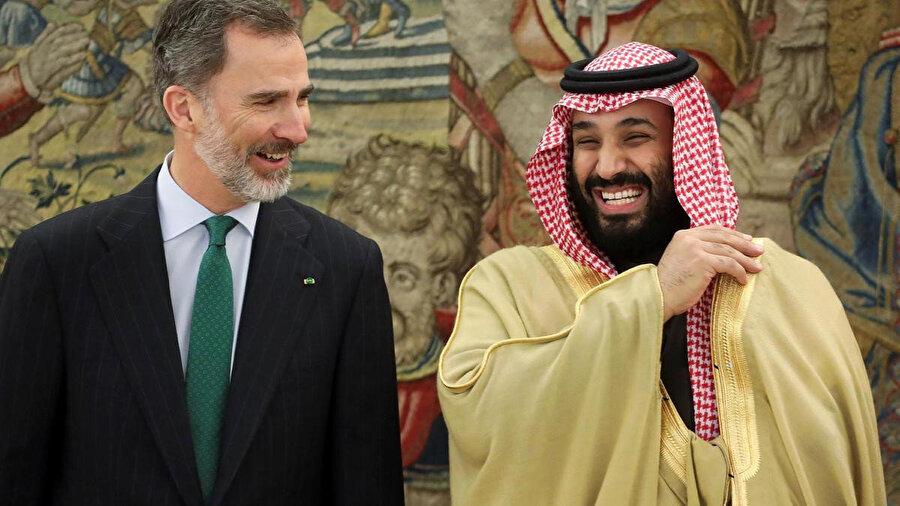 İspanya, Arap dünyasının geneliyle ilişkilerini iyileştirmeye devam ediyor.