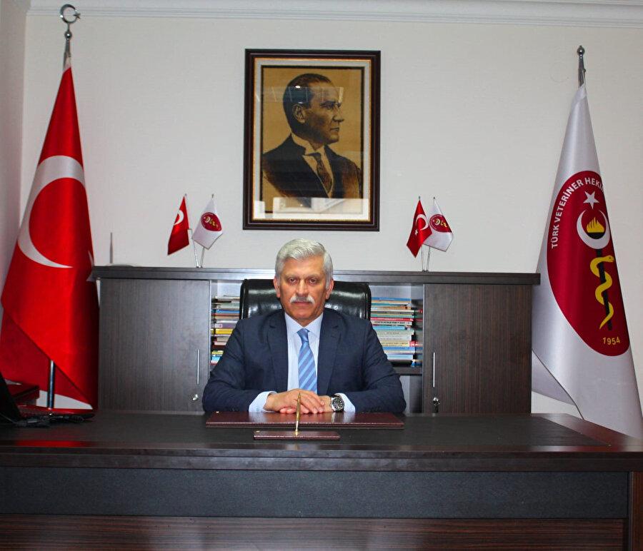 Türk Veteriner Hekimleri Birliği Merkez Konseyi Başkanı Ali Eroğlu, konuya ilişkin açıklama yaptı.
