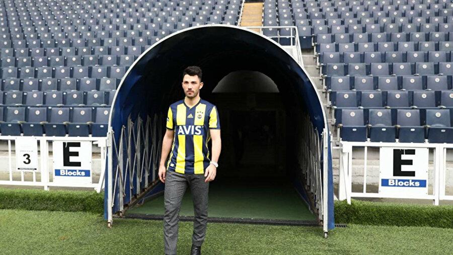 Tolgay Ali Arslan.