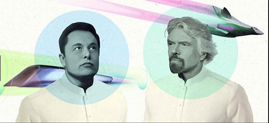 Elon Musk ve Richard Branson arasındaki 'söz düelloları' teknoloji gündemini uzunca bir süre meşgul etmişti.