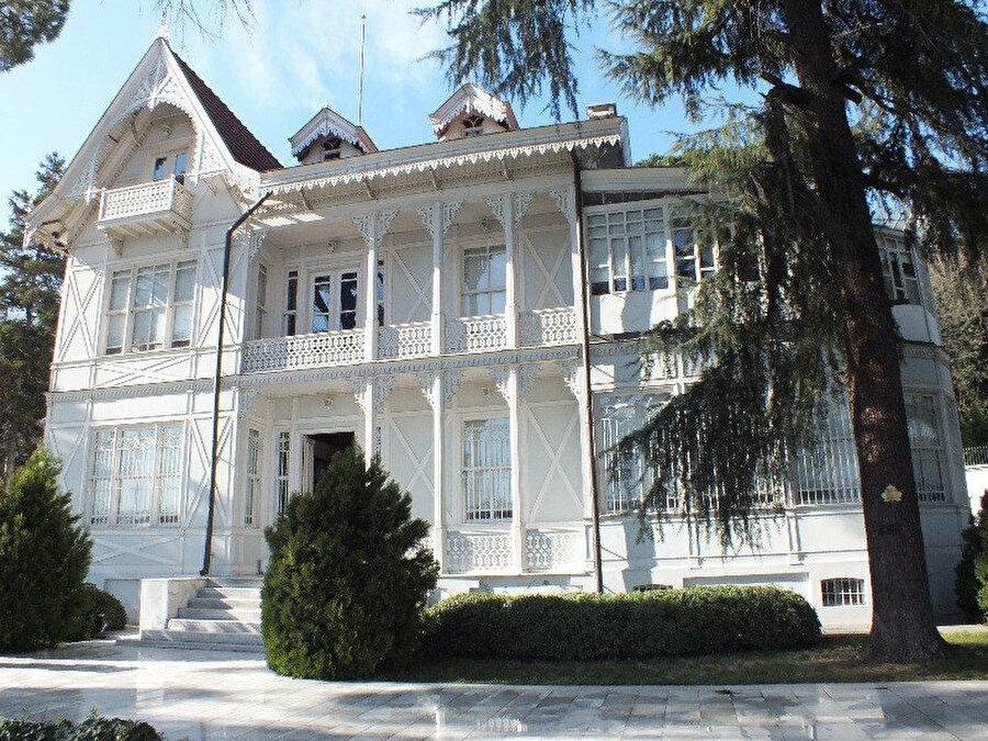 Bursa Atatürk Evi Müzesi.
