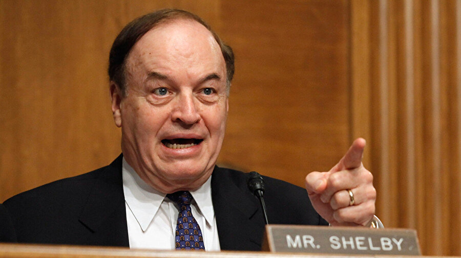Cumhuriyetçi Senatör Richard Shelby