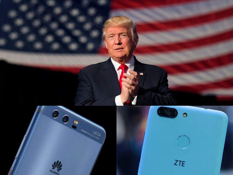 Donald Trump hükümeti, Huawei ve ZTE'yi son birkaç aydır köşeye sıkıştırıyor. Son haftalarda çıkan bilgi sızdırma ve dolandırıcılık suçlamalarını da bunun için kullanıyor.