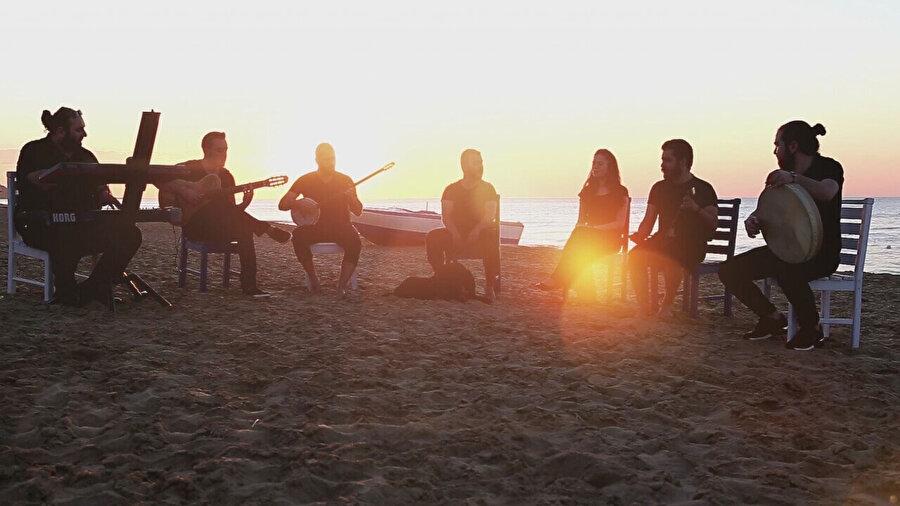 Karadeniz müziği yapan grup İmera, 2014 yılının başında kuruldu.